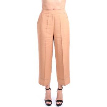Kleidung Damen 5-Pocket-Hosen Kocca LAPSE Beschnitten Damen Karamell Karamell
