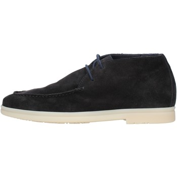 Schuhe Herren Derby-Schuhe Frau 3252 Blau