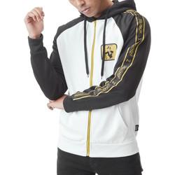 Kleidung Herren Sweatshirts Capslab CL/MON/SZ/RIC Weiss