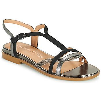 Schuhe Damen Sandalen / Sandaletten Karston SOBIO Schwarz