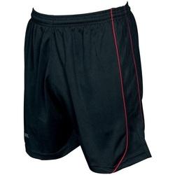 Kleidung Shorts / Bermudas Precision  Schwarz/Rot