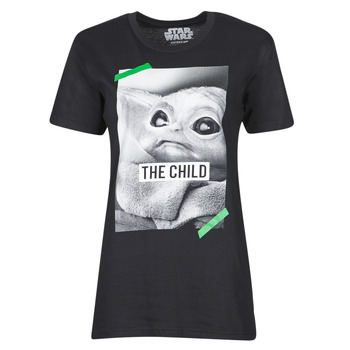 Kleidung T-Shirts Yurban OUFIMM Schwarz