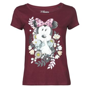 Kleidung Damen T-Shirts Yurban OHJAVE Bordeaux