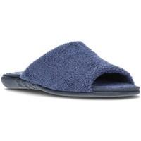 Schuhe Damen Hausschuhe Vulladi BENIDORM 6204R MARINE