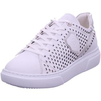 Schuhe Damen Sneaker Low Bugatti - 431A2S0110492013 white/silver
