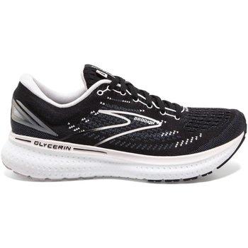 Schuhe Damen Laufschuhe Brooks Sportschuhe Glycerin 19 Laufschuh  1203431B086-086 schwarz