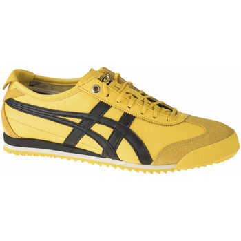 Schuhe Sneaker Low Onitsuka Tiger Mexico 66 SD Gelb