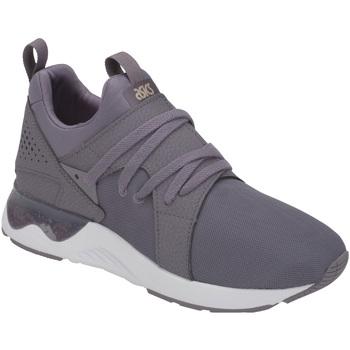 Schuhe Kinder Sneaker Low Asics Asics Gel-Lyte V Sanze GS gris