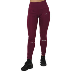 Kleidung Damen Leggings Asics System Tight W bordeaux