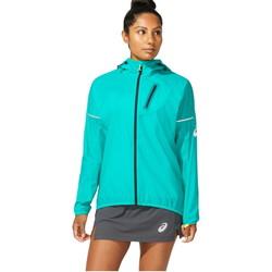 Kleidung Damen Sweatshirts Asics FujiTrail Pack Jkt Grün