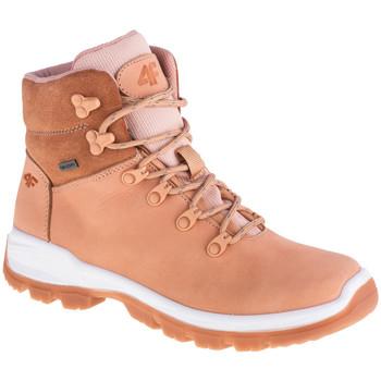 Schuhe Damen Wanderschuhe 4F Women's Trek Rose