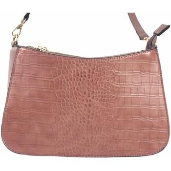 Taschen Damen Handtasche Bienve Damenzubehör  hl5008 Lachs Rose