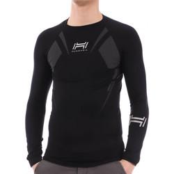 Kleidung Herren T-Shirts & Poloshirts Hungaria H-15TOUYY000 Schwarz