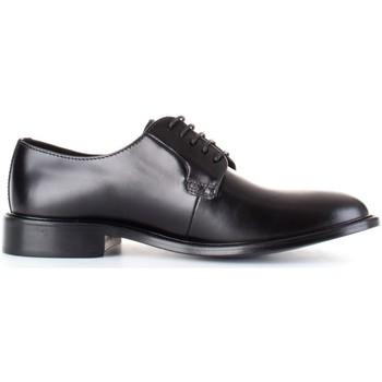 Schuhe Herren Derby-Schuhe Manuel Ritz 3030Q503-213351 Schwarz