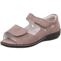 Schuhe Damen Sandalen / Sandaletten Waldläufer Sandaletten 582028 191088 grau