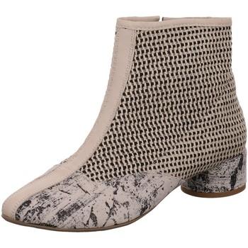Schuhe Damen Low Boots Maciejka Stiefeletten 04937-03/00-5 beige