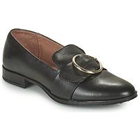 Schuhe Damen Slipper Jonak AHORA Schwarz