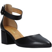 Schuhe Damen Pumps Grace Shoes 774005 Schwarz