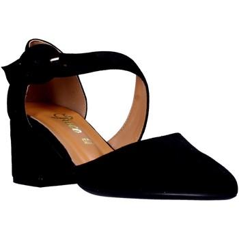 Schuhe Damen Pumps Grace Shoes 774125 Schwarz