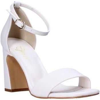 Schuhe Damen Sandalen / Sandaletten Grace Shoes 2384001 Weiß