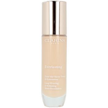 Beauty Damen Make-up & Foundation  Clarins Everlasting Teint Mat Haute Tenue 108.3n-organza  30 ml