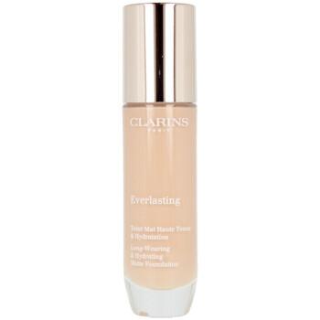 Beauty Damen Make-up & Foundation  Clarins Everlasting Teint Mat Haute Tenue 109c-wheat