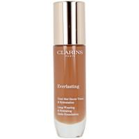 Beauty Damen Make-up & Foundation  Clarins Everlasting Teint Mat Haute Tenue 119w-mocha  30 ml
