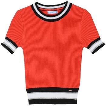 Kleidung Mädchen Pullover Mayoral  Rojo