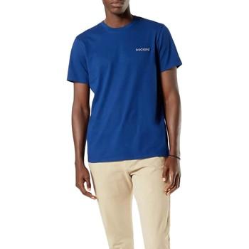 Kleidung Herren T-Shirts Dockers  Azul
