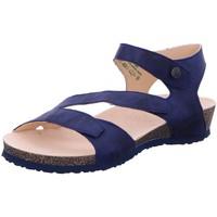 Schuhe Damen Sandalen / Sandaletten Think Sandaletten 3-000297-8000 blau