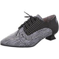 Schuhe Damen Derby-Schuhe Simen 0887A GRAU grau