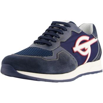 Schuhe Herren Sneaker Galizio Torresi 440008-V18523 blau