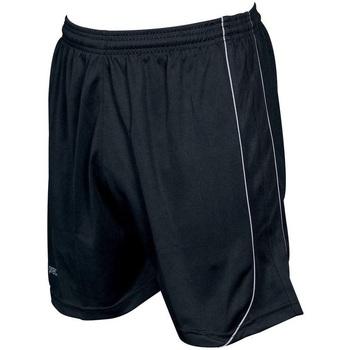 Kleidung Shorts / Bermudas Precision  Schwarz/Weiß