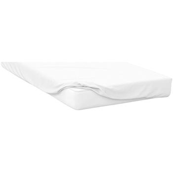 Home Spannbettlaken Belledorm Superking Weiß