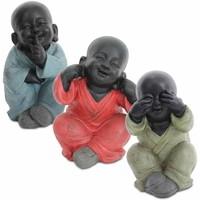 Home Statuetten und Figuren Signes Grimalt Buddha Nicht Sehen / Hören / Spricht Im September 3U Multicolor