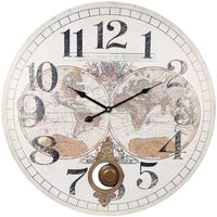 Home Uhren Signes Grimalt 58 Weltuhr Blanco
