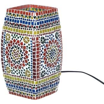 Home Tischlampen Signes Grimalt Mosaik-Lampe Multicolor