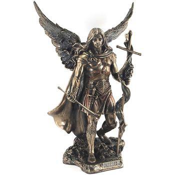 Home Statuetten und Figuren Signes Grimalt Arcangel St.Gabriel Dorado