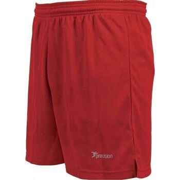 Kleidung Shorts / Bermudas Precision  Rot