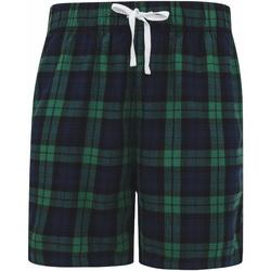Kleidung Herren Shorts / Bermudas Skinni Fit SFM82 Grün
