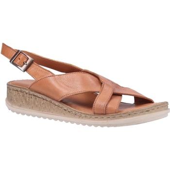 Schuhe Damen Sandalen / Sandaletten Hush puppies  Hellbraun