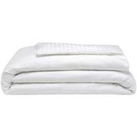 Home Bettbezug Belledorm Superking Weiß