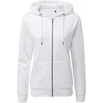 Kleidung Damen Sweatshirts Asquith & Fox AQ081 Weiß