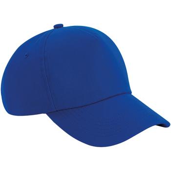 Accessoires Schirmmütze Beechfield B25 Royalblau