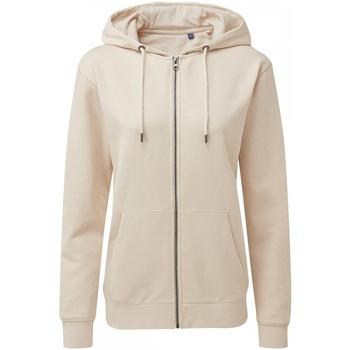 Kleidung Damen Sweatshirts Asquith & Fox AQ081 Natur