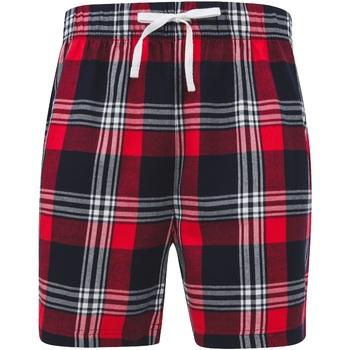 Kleidung Herren Shorts / Bermudas Skinni Fit SFM82 Rot