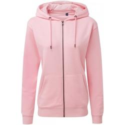 Kleidung Damen Sweatshirts Asquith & Fox AQ081 Rosa