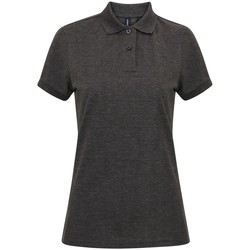 Kleidung Damen Polohemden Asquith & Fox AQ025 Anthrazit