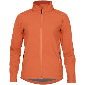 Kleidung Damen Jacken Gildan GH115 Orange