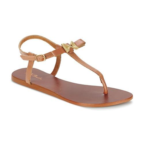 Sandalen / Sandaletten Betty London BASTINE Camel 350x350